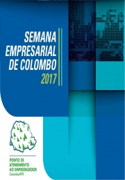 Abertas as inscrições para a Semana Empresarial de Colombo
